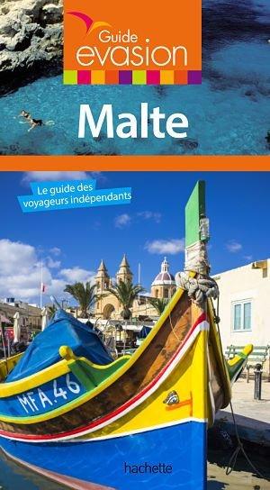 Nouveau guide Évasion Malte