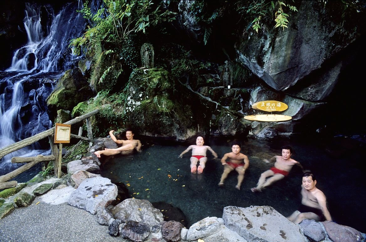 Hakone, centre de bains Utopian ©FRILET Patrick / hemis.fr