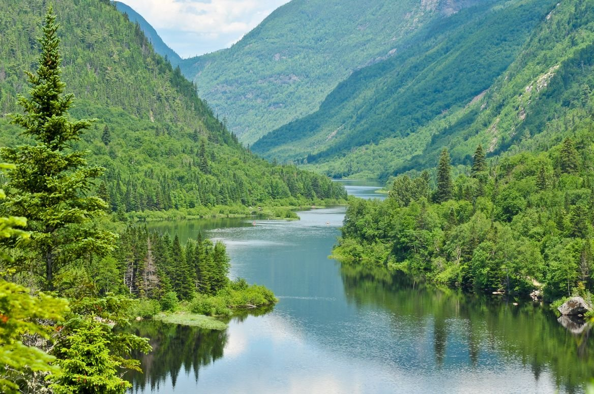 parc national hautes gorges riviere malbaie charlevoix
