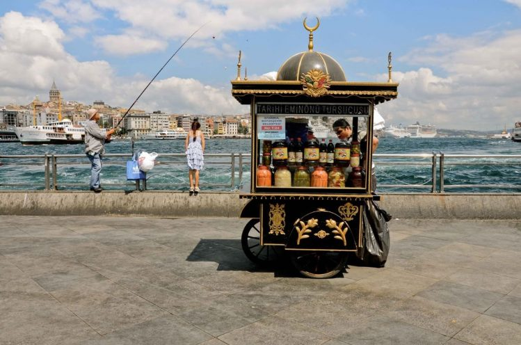 istanbul Eminonu activités
