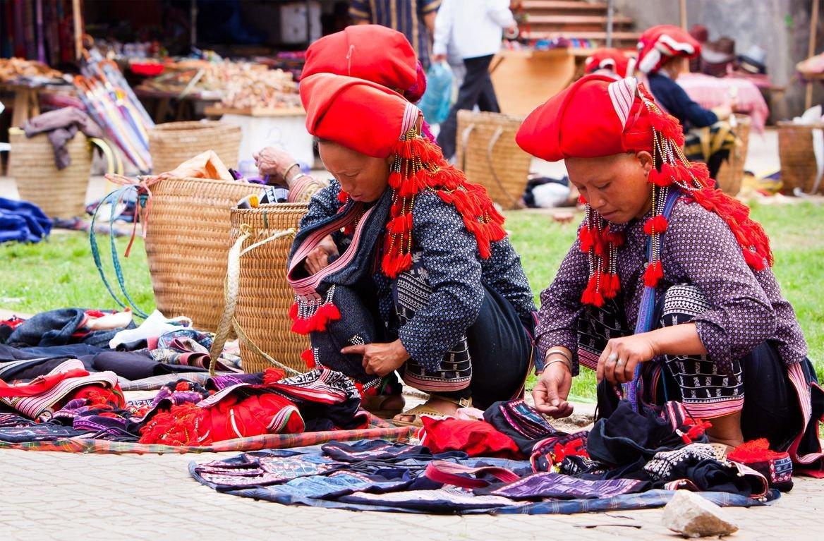 vietnam sapa hmongs