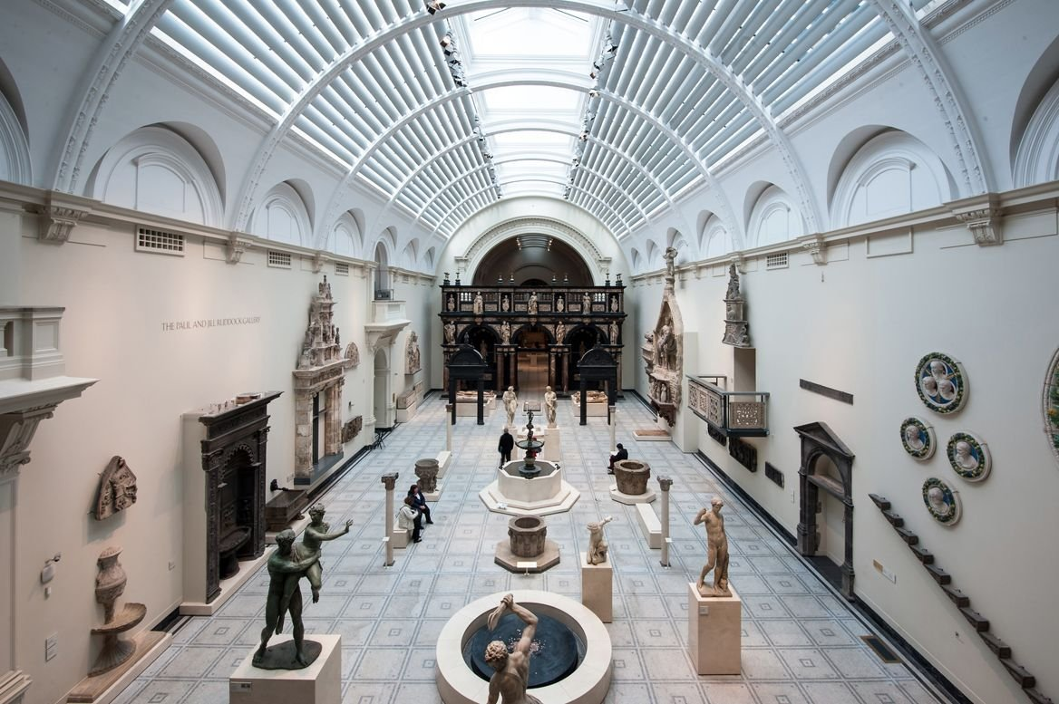 londres victoria albert museum