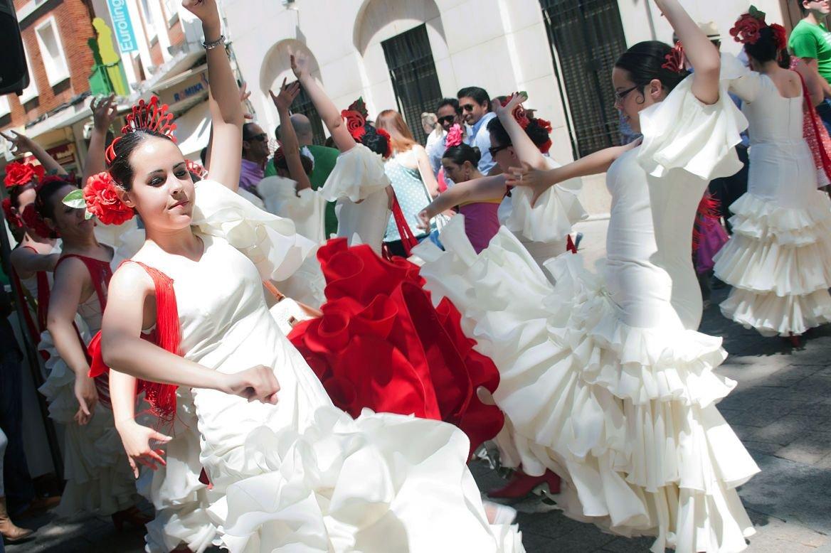 danseuses andalouses, Cordoue