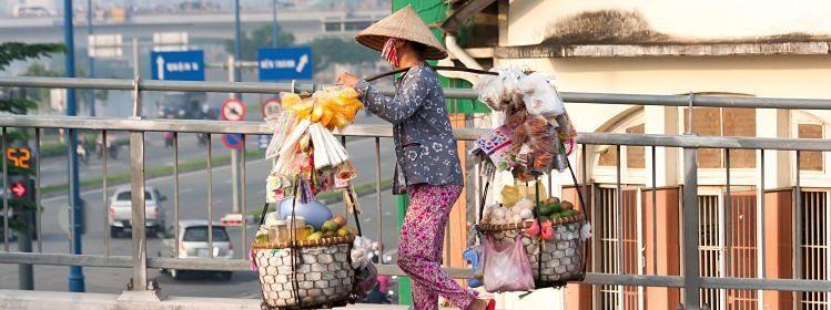 10 marchés à ne pas manquer au Vietnam