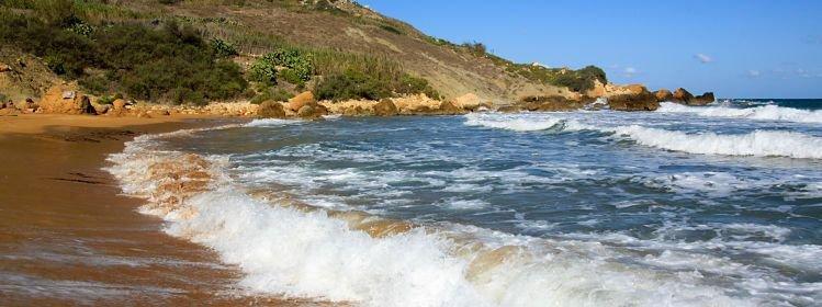 Les 10 plus belles plages de l'archipel de Malte