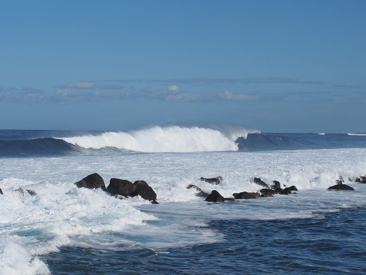 Plage de Grande-Anse, La Réunion