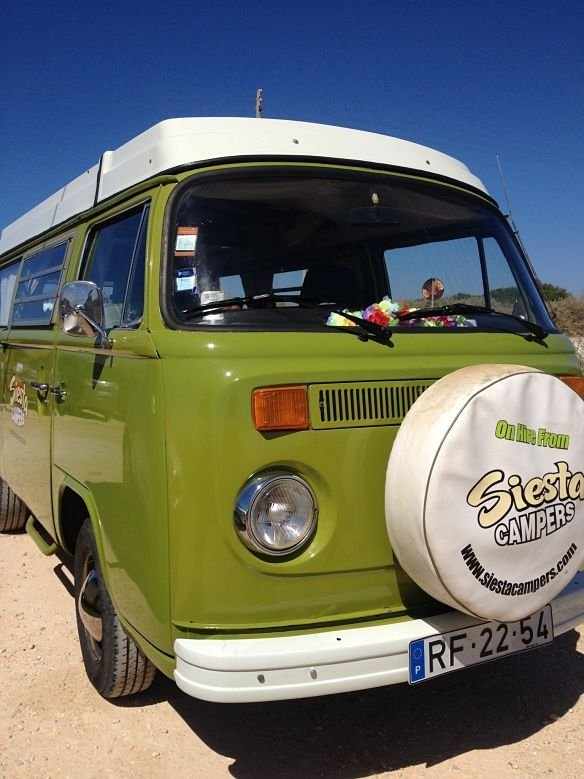 road trip en famille et combi volkswagen en algarve le blog evasion. Black Bedroom Furniture Sets. Home Design Ideas