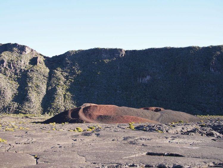 Au coeur du volcan, La Réunion enfants famille
