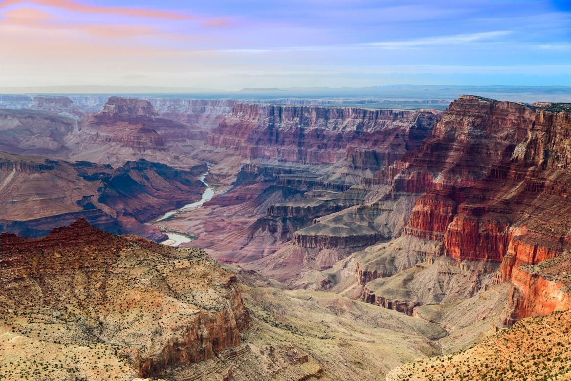 Grand Canyon National Park ©Alexander Petrenko/shutterstock