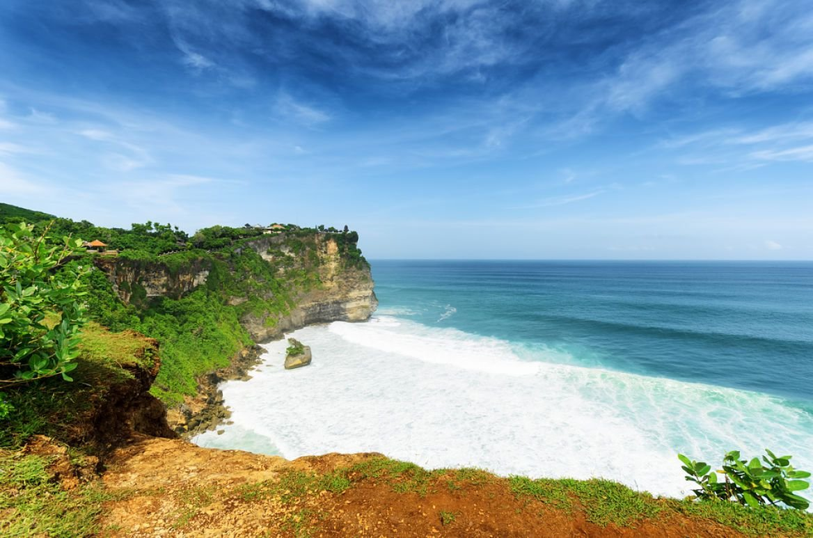 Le sud de la péninsule de Bukit, Bali
