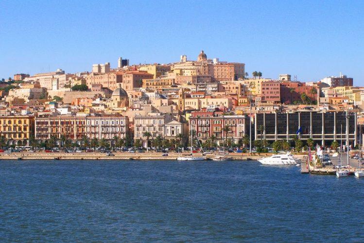 cagliari, Sardaigne, ville irresistible en Italie
