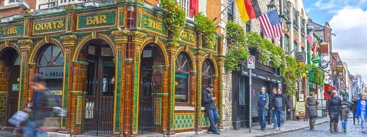 Un week-end en Irlande: Dublin ou Belfast?