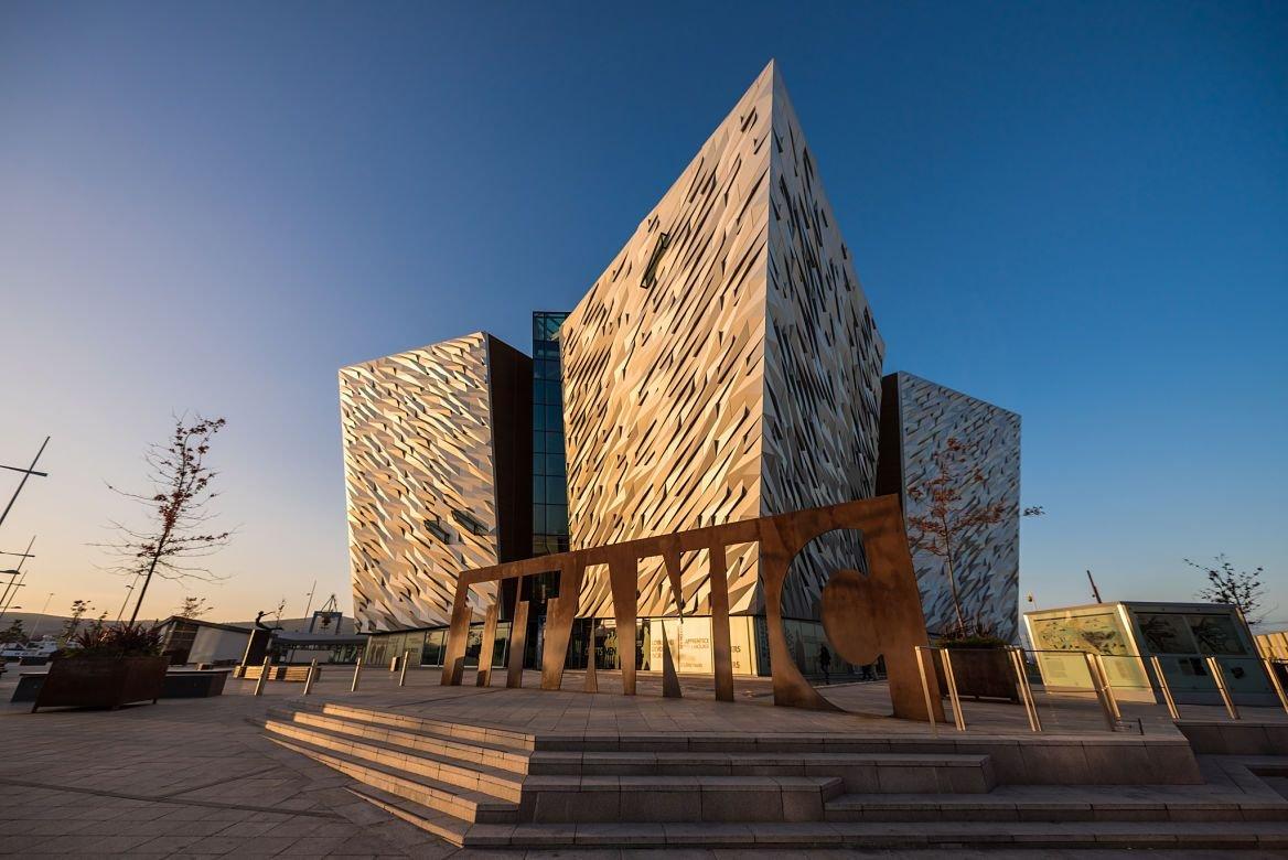 Le Titanic Belfast Experience, Irlande