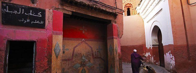 Quoi de neuf dans le guide Évasion Marrakech?