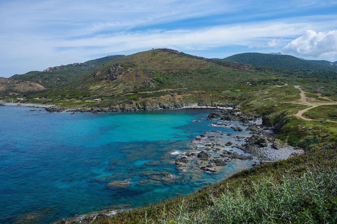 Le sentier des Crêtes, Corse