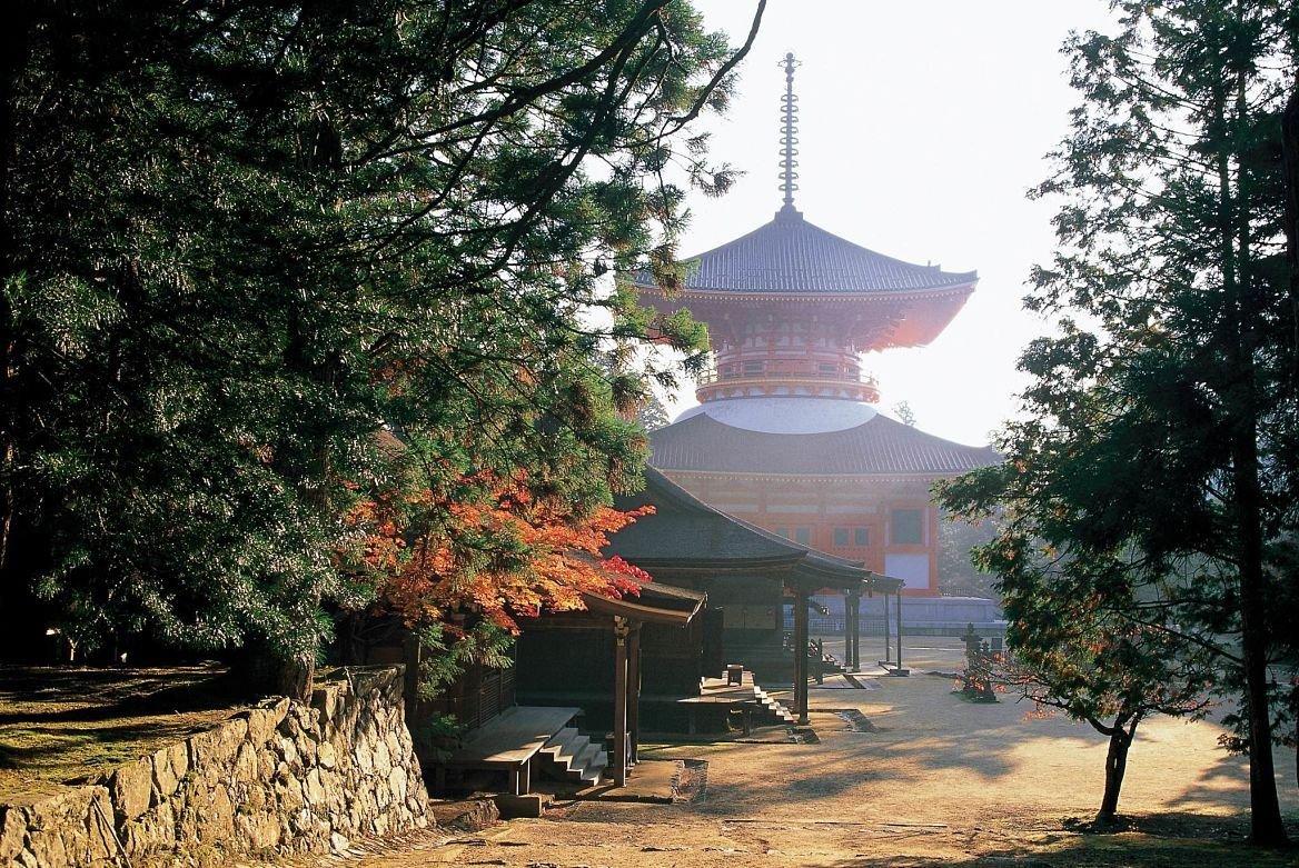 mont Koya, Koya-san, Japon