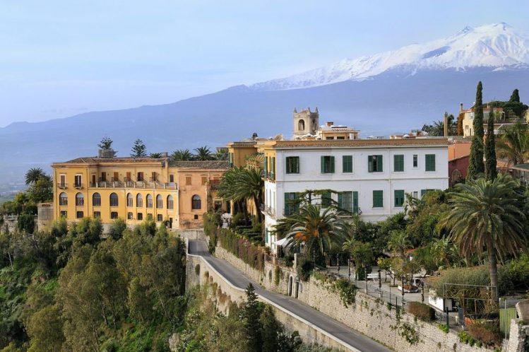 Taormina, Sicile Sicile incontournables