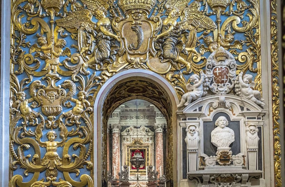 St John's Co-Cathedral, la Valette, Malte