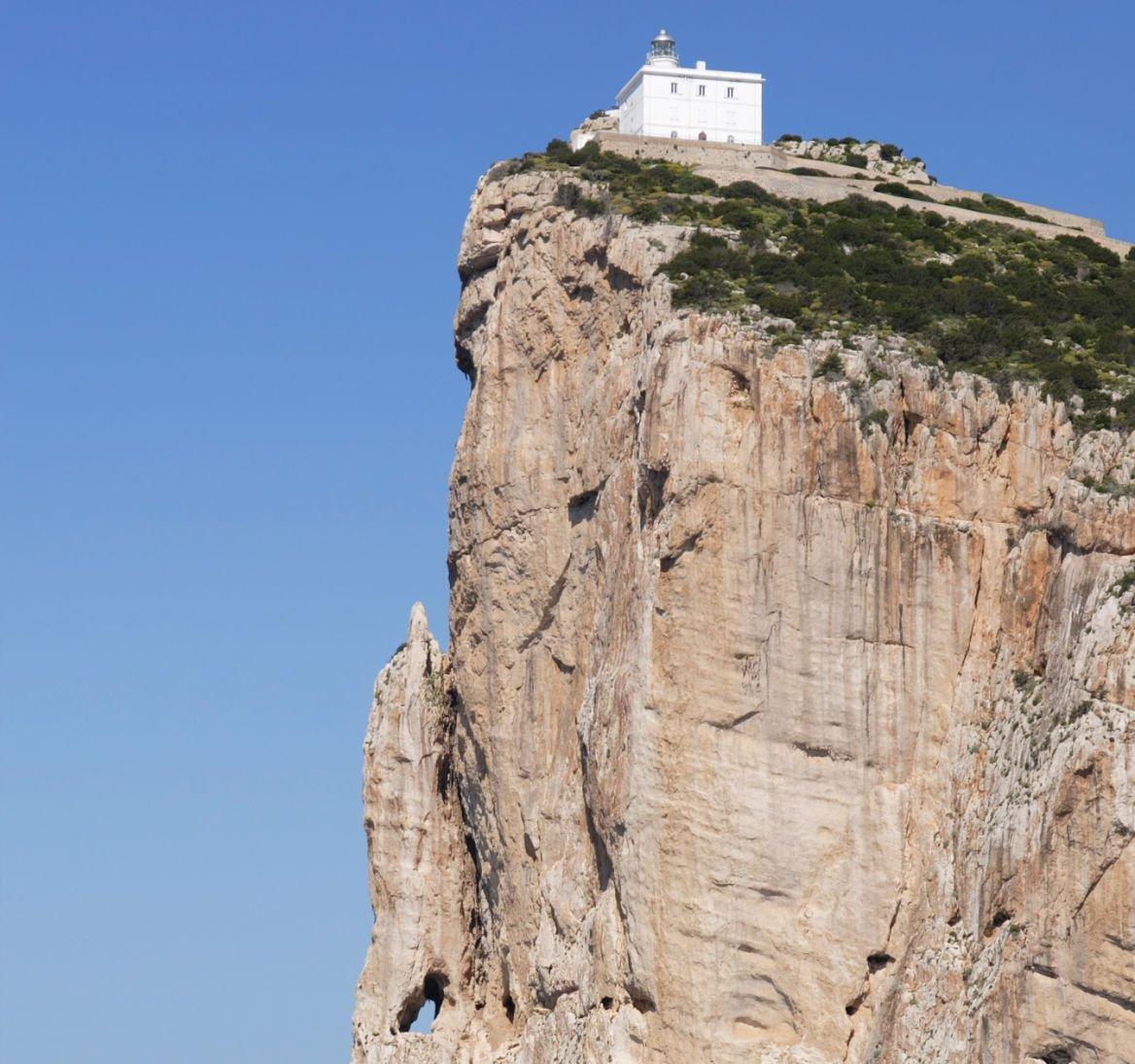 Les falaises de Capo Caccia, Sardaigne