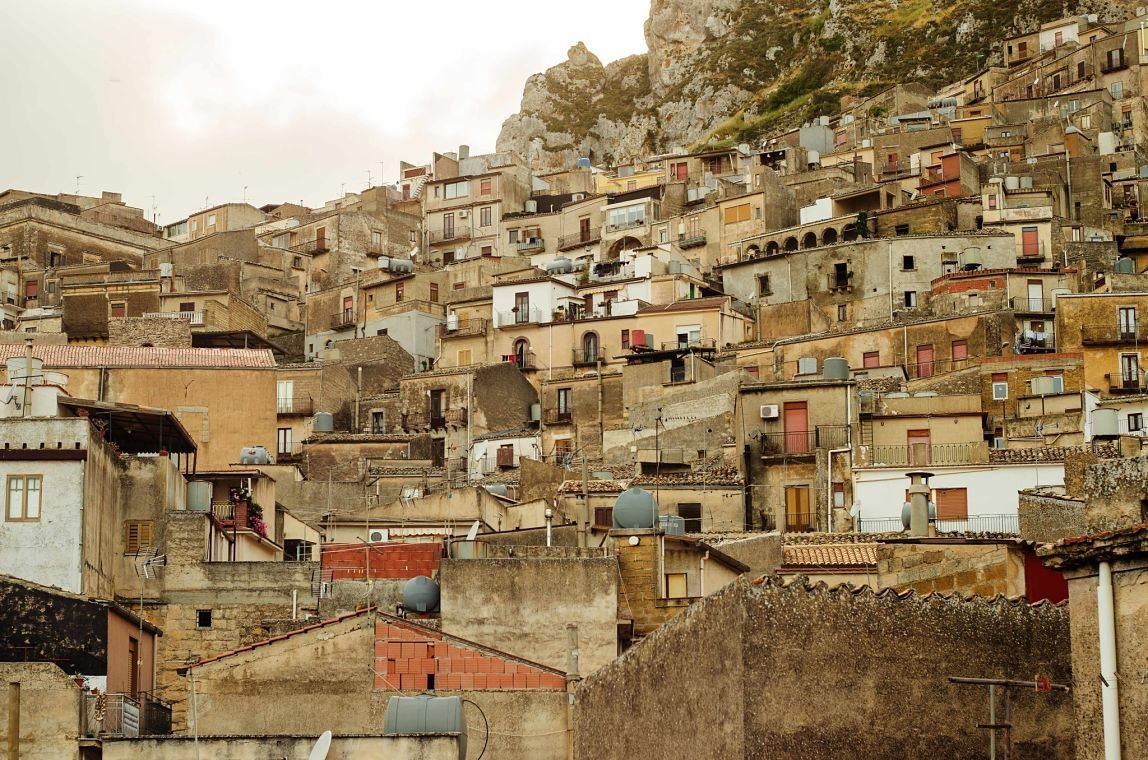 Caltabellota, Sicile