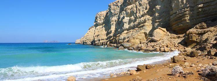 Les 10 plus belles plages de Crète