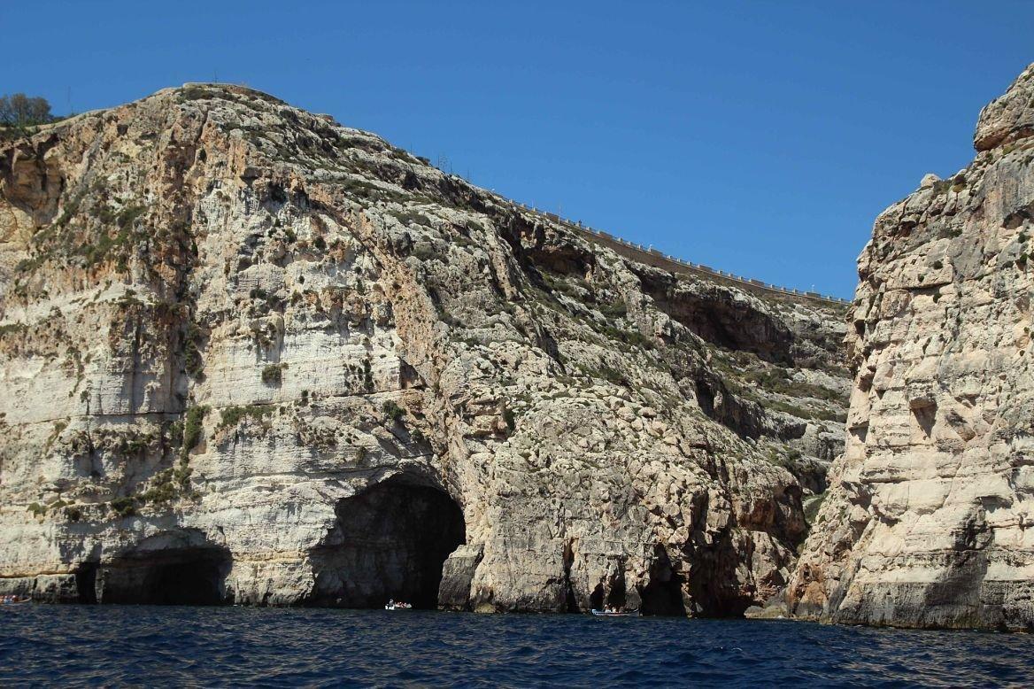 Blue Grotto, Malte