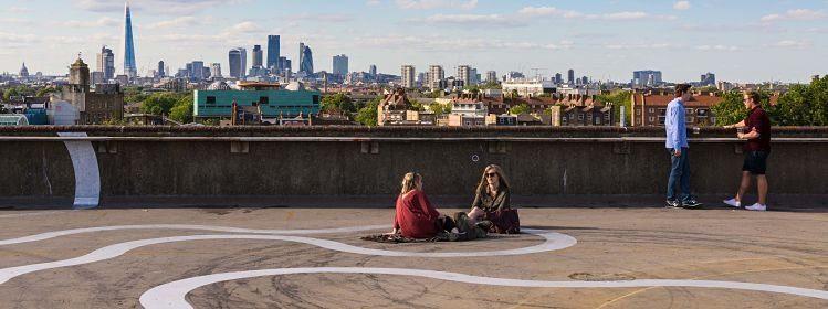 Été 2015: les meilleurs rooftops de Londres!