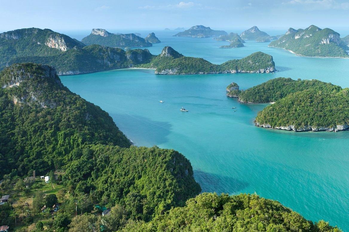 thailande koh samui parc ang thong