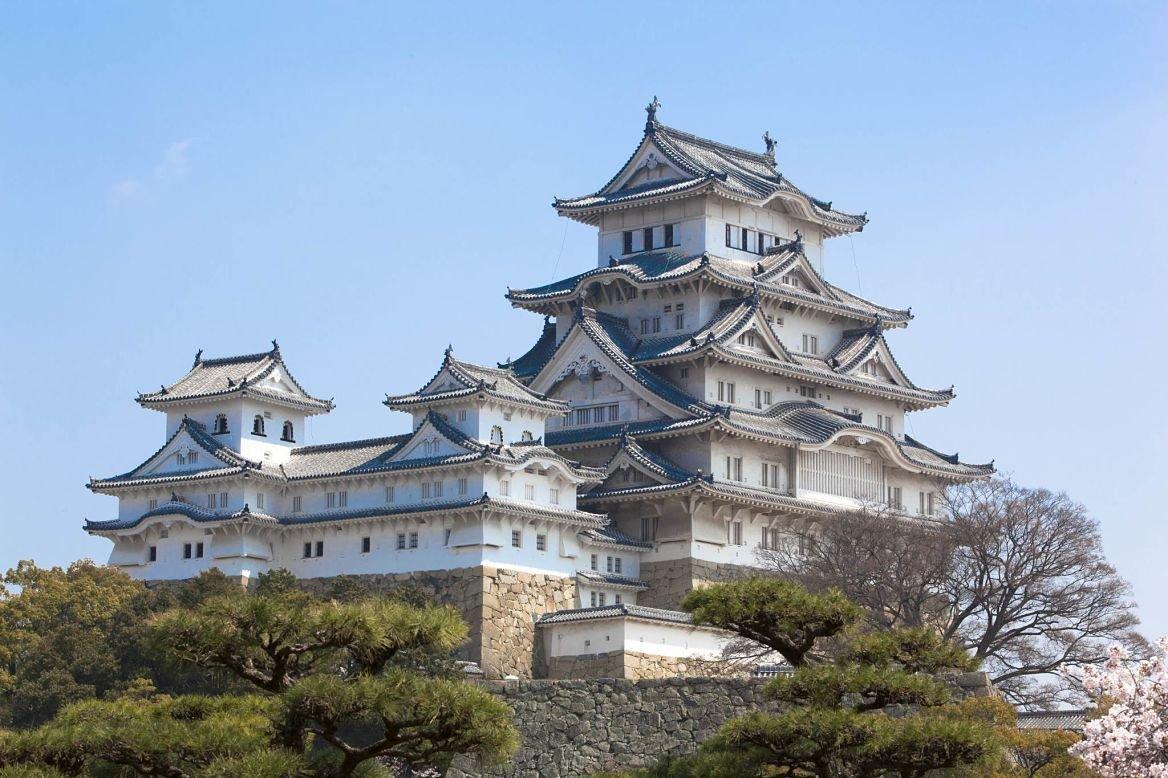 château d'Himeiji, Japon