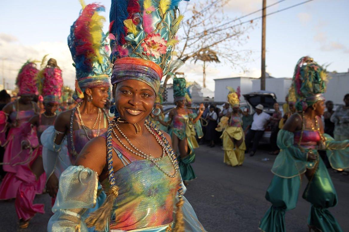 Carnaval, Le Moule, Grande-Terre, Guadeloupe