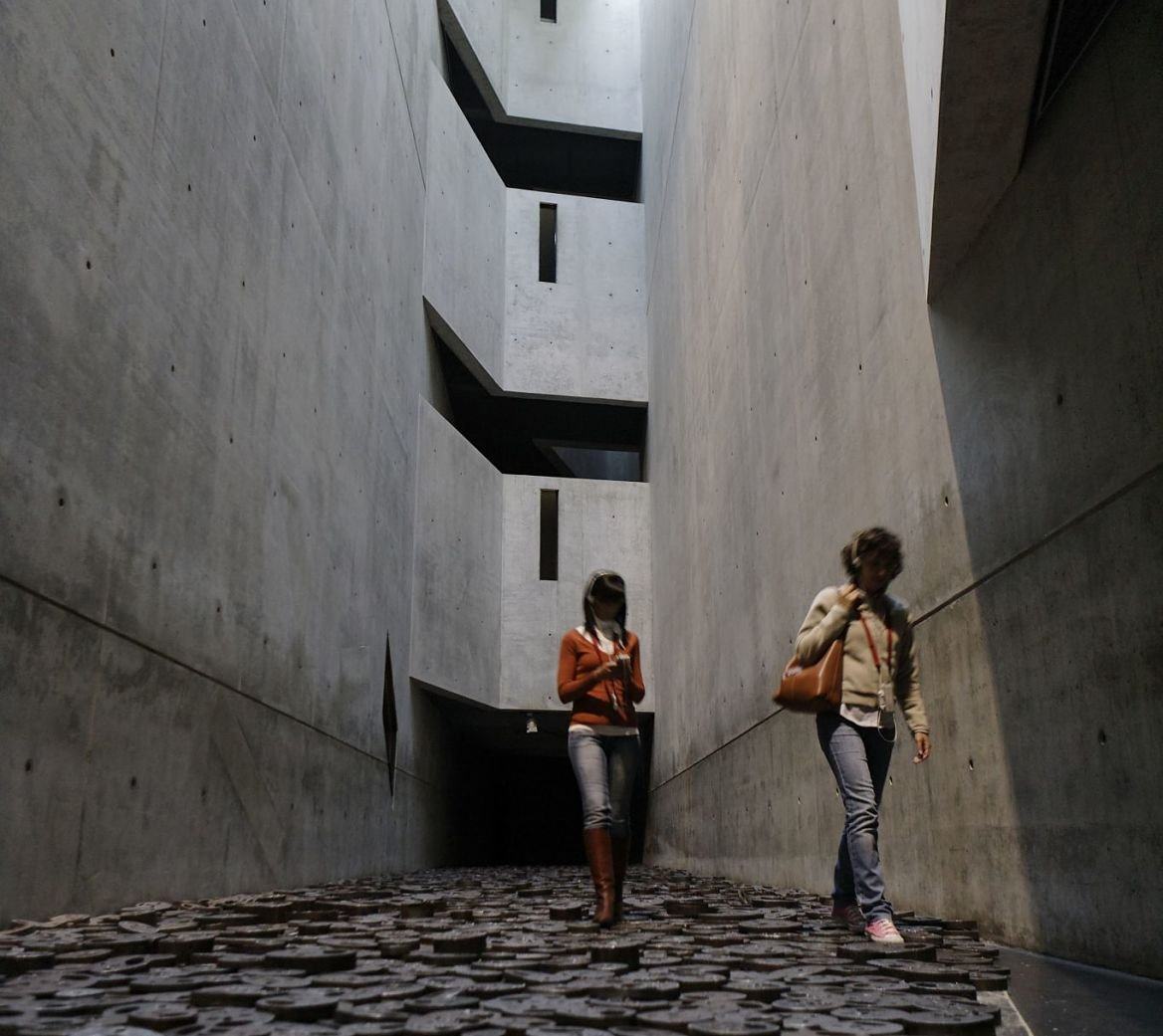 Jüdisches Museum (musée des Juifs), Berlin, Allemagne