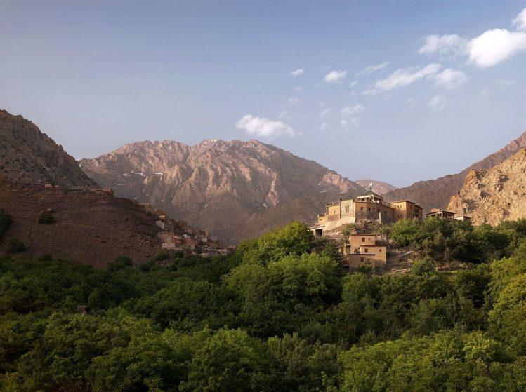 Parc national de Toubkal,Maroc