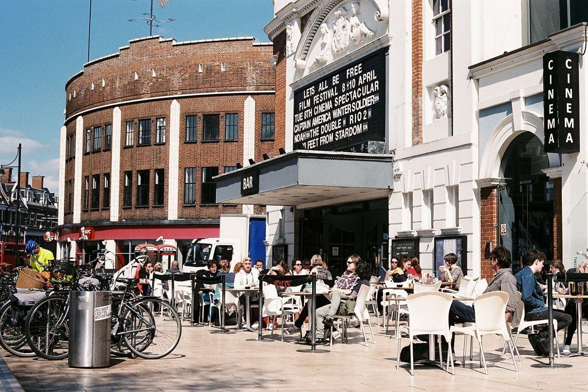 Quartier de Brixton, Londres