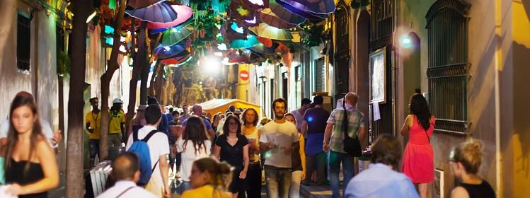 Barcelone : balade secrète dans Gràcia
