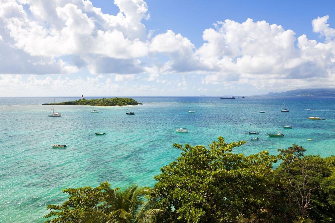 île du Gosier, Guadeloupe