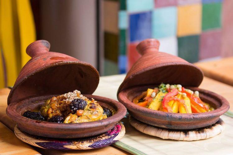 Cuisine marocaine gastronomie culinaire specialites