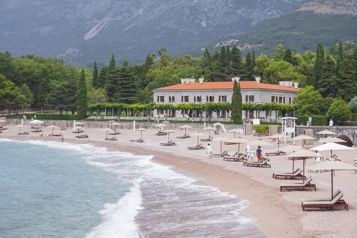 Milocer Montenegro  city images : Les 11 plus belles plages du Monténégro   Guide évasion