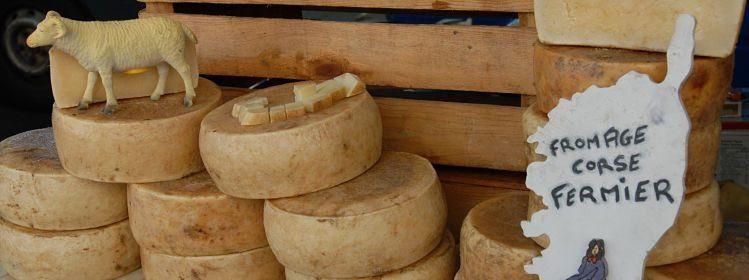 Les plus beaux marchés estivaux de Corse