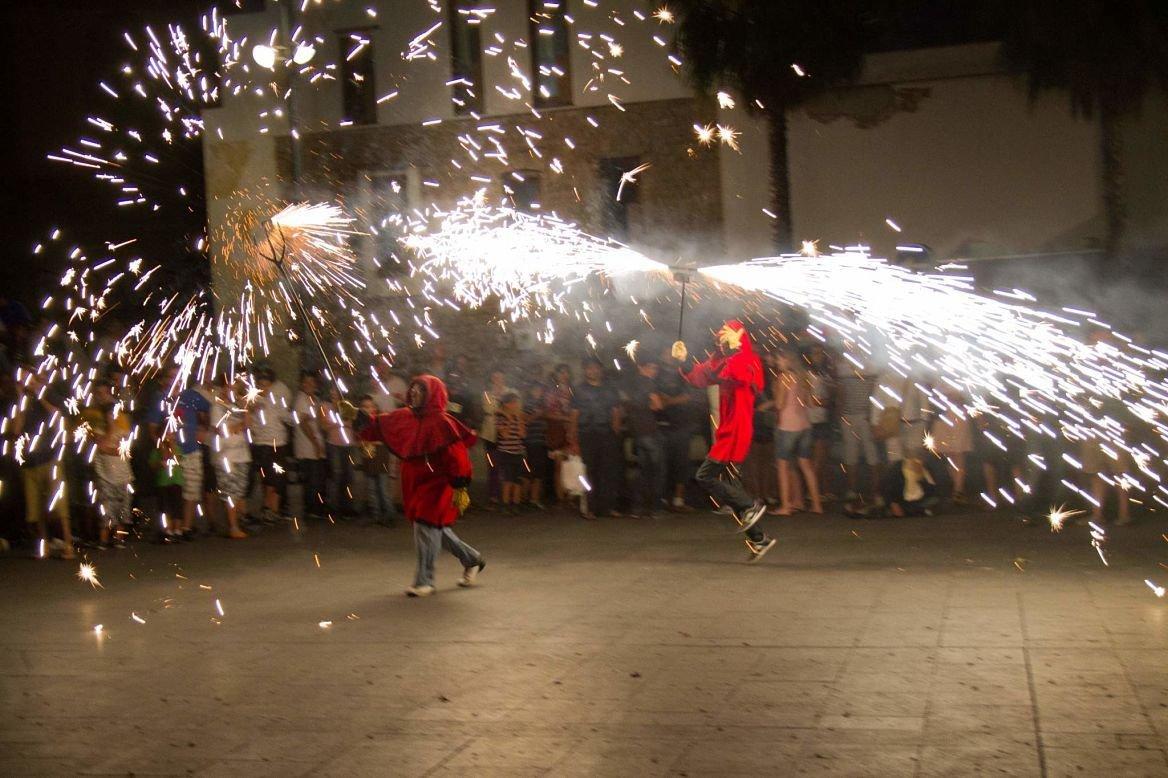 Festival Major del Raval, Barcelone, Espagne