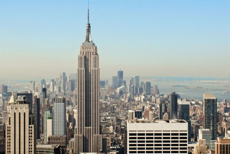 Empire State Building, New York, Etats-Unis incontournables