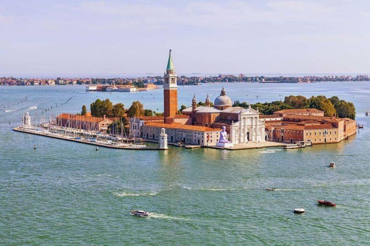 île de San Giorgio Maggiore, Venise, Italie incontournables