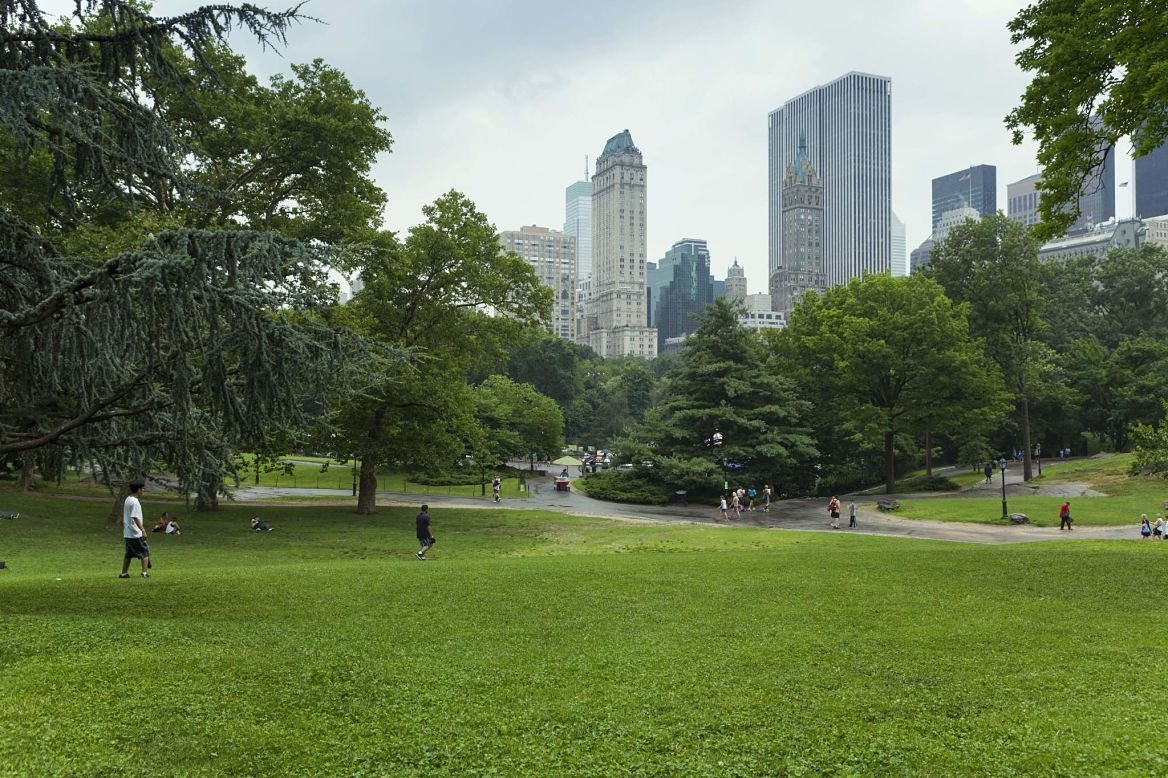 Central Park, New York, Etats-Unis