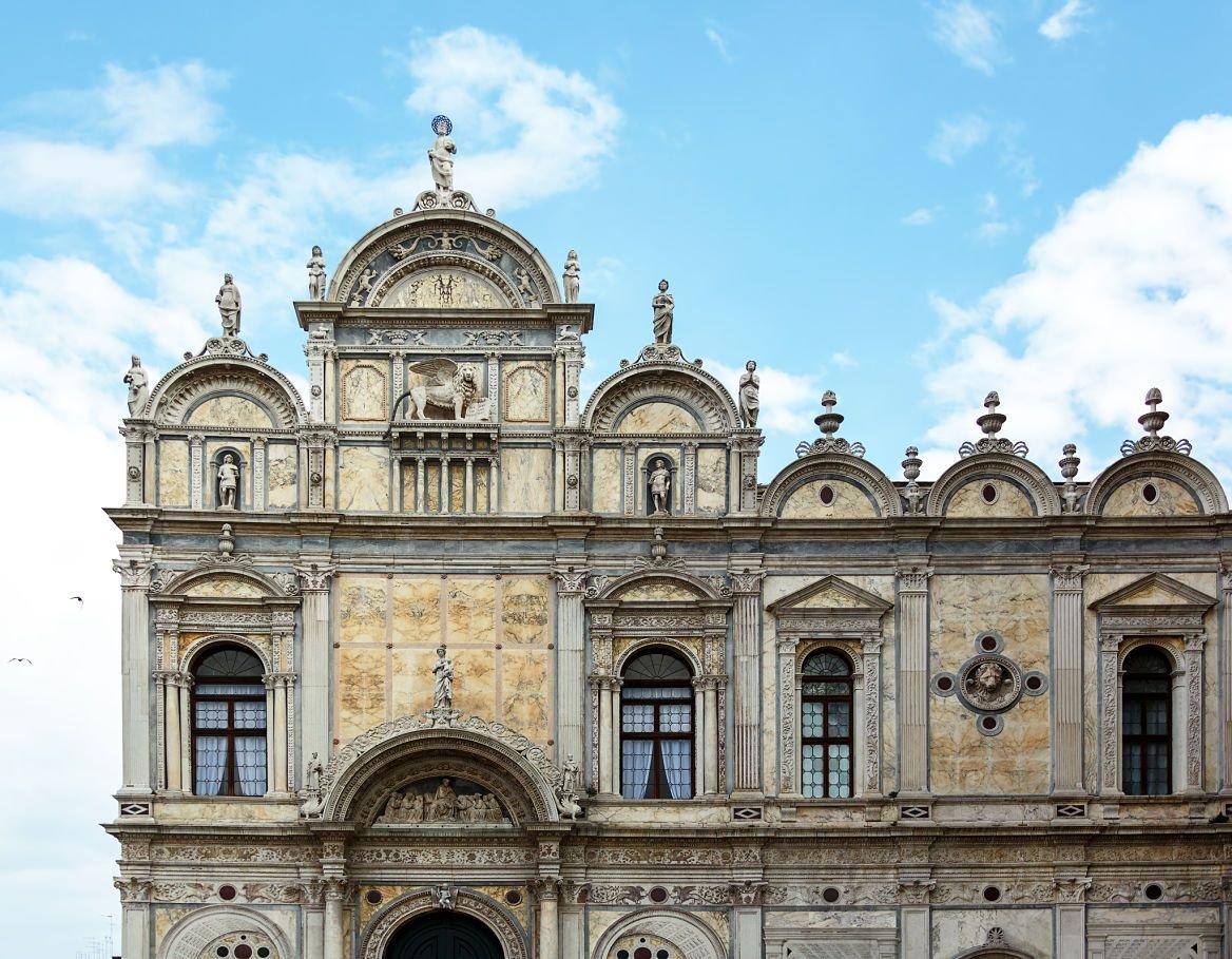 Eglise Santi Giovanni e Paolo, Venise, Italie