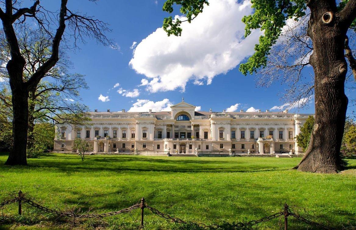 Le Palais Liechtenstein, Vienne, Autriche