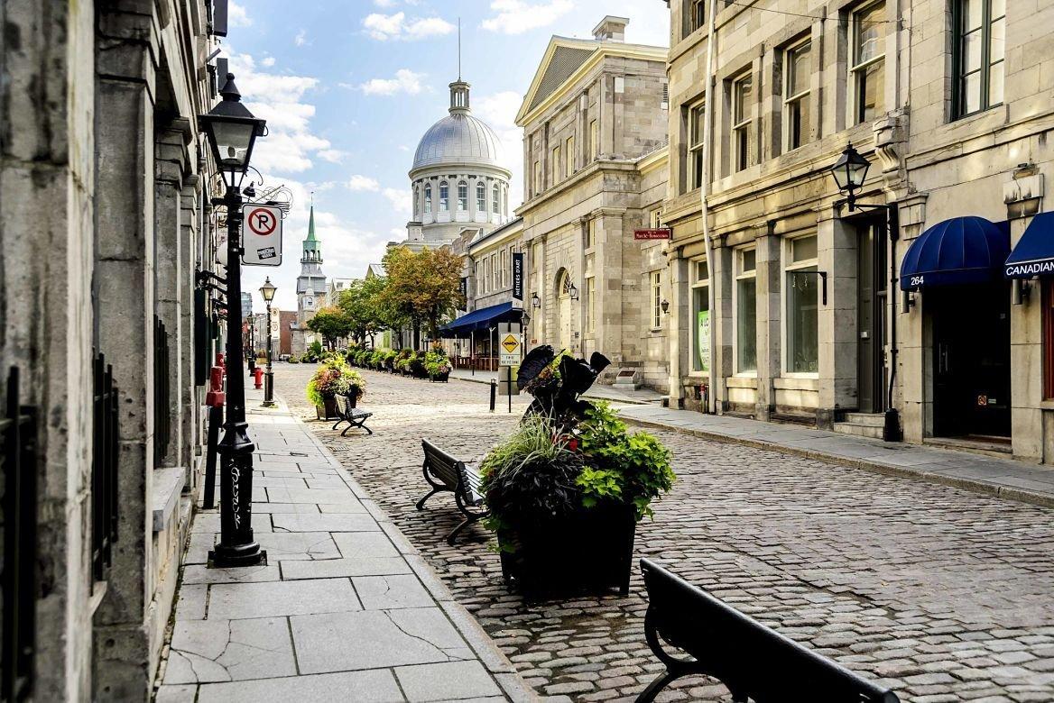 Quartier du Vieux Montréal, Montréal, Québec