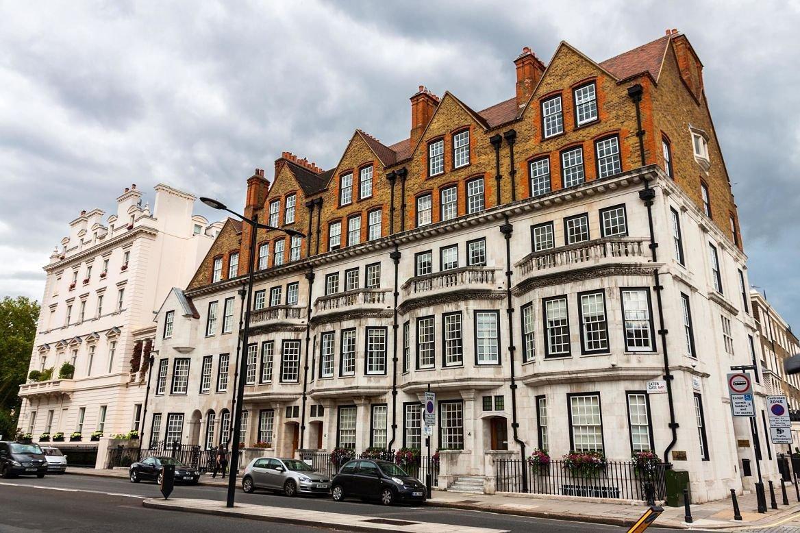 Quartier de Chelsea, Londres, Angleterre