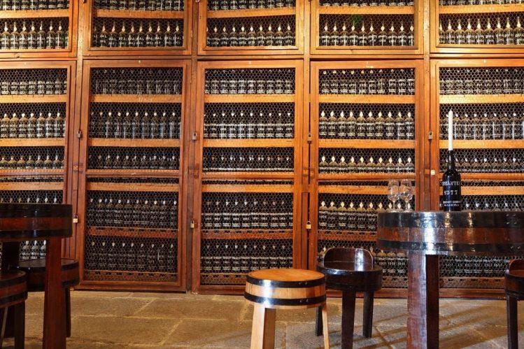 Le musée de la vigne et du vin, Arco de Sao Jorge,
