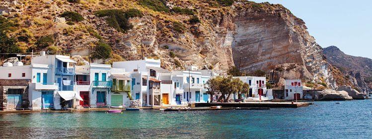 Les Cyclades: quelle île choisir?