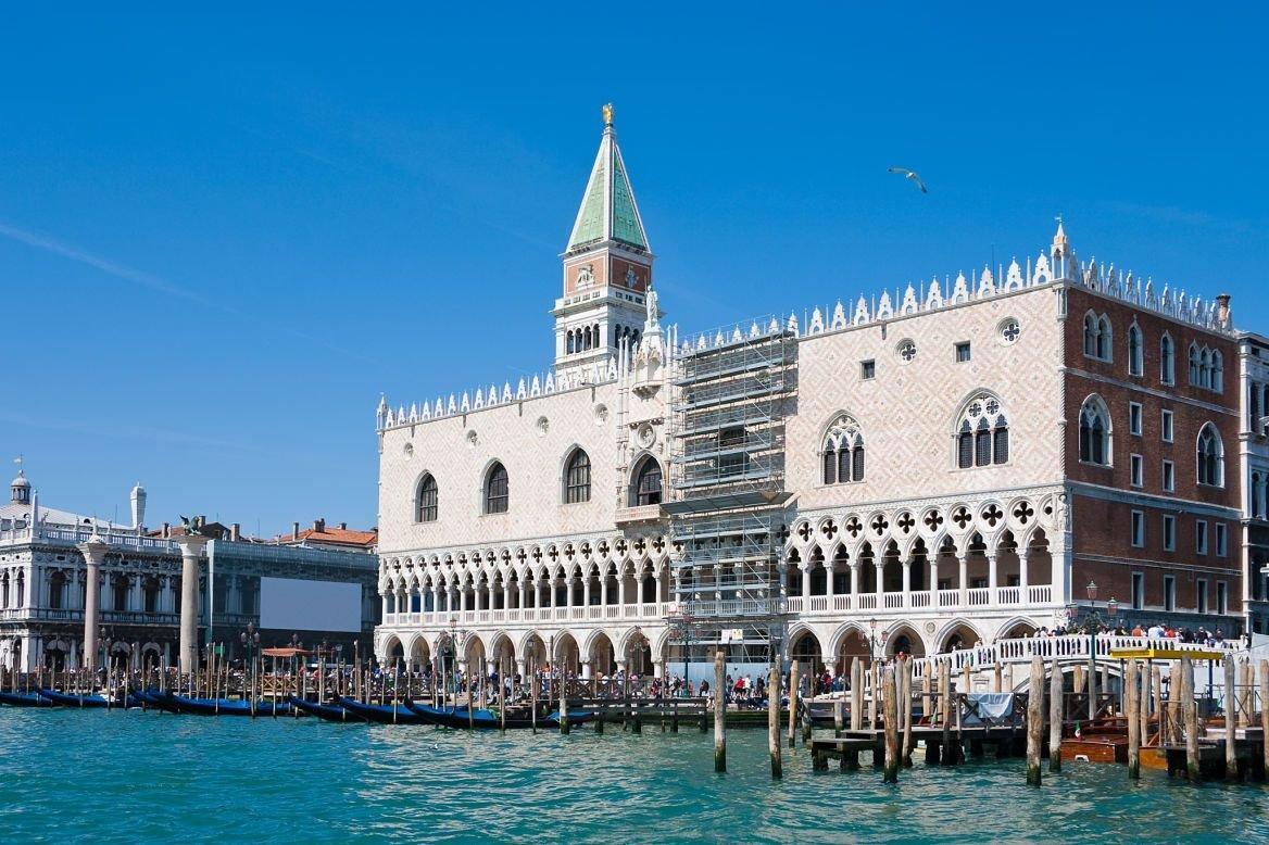 Palais des Doges, Venise, ItaliePalais des Doges, Venise, Italie