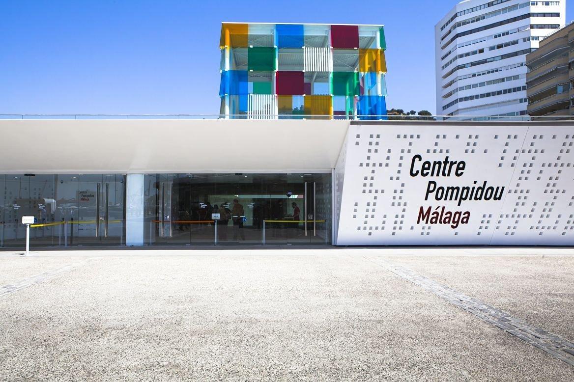 Centre Pompidou, Màlaga, Espagne